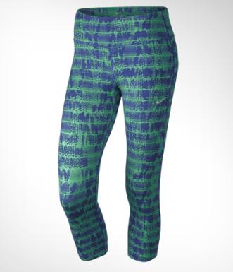Nike Capris Blue