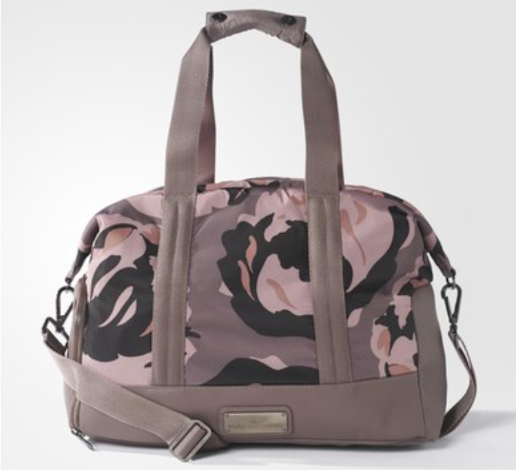 Your Workout Gear Will Be Carried Around In Style With This Practical And Stylish Gym Bag It Has A Separate Shoe Compartment Side Zip Pockets