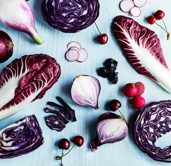 Fruit and vegetables to prevent colds and flu